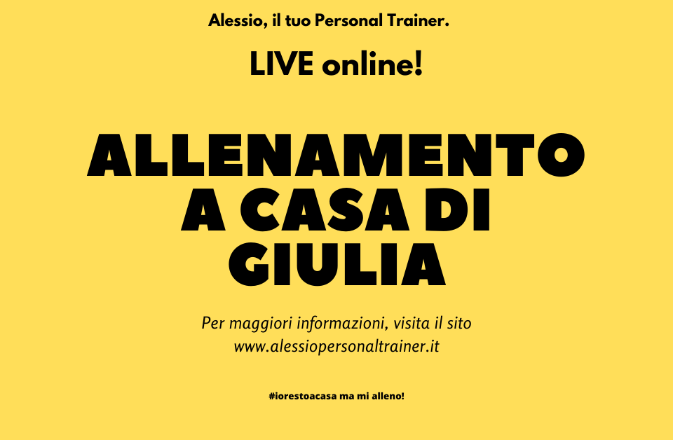 www.alessiopersonaltrainer.it personal trainer online