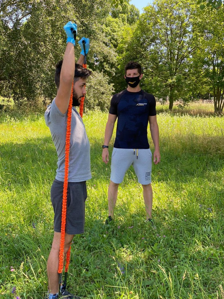 Personal Trainer all'aria aperta Padova e Dolo
