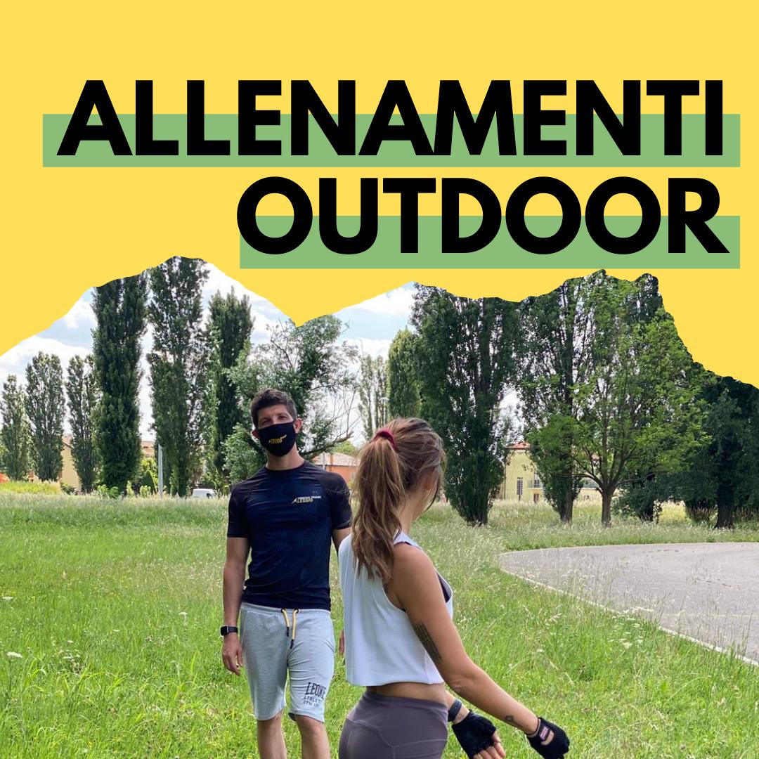 Alessio Fincato personal trainer Outdoor Padova e Dolo