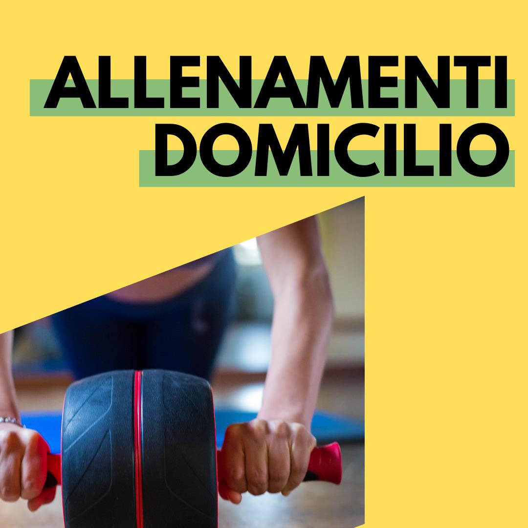 Alessio Fincato personal trainer domicilio Padova e Dolo