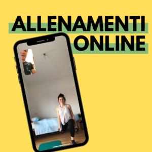 Alessio Fincato personal trainer online Padova e Dolo
