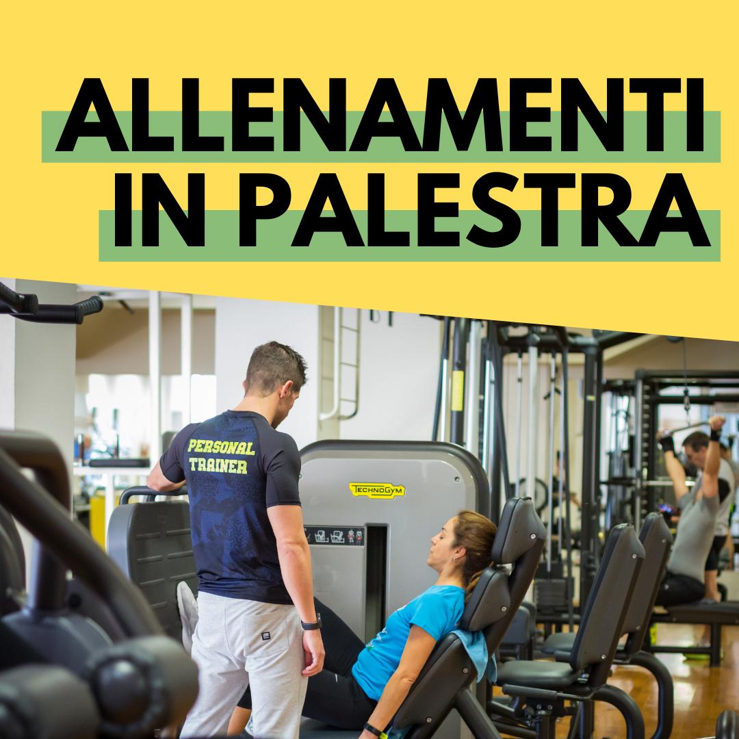 Alessio Fincato personal trainer palestra Padova e Dolo